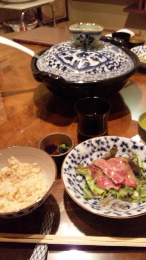 博多でのお食事