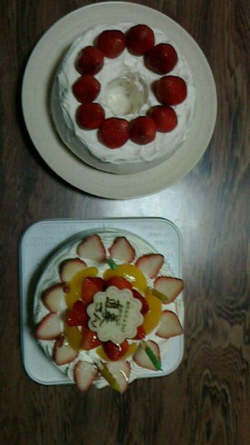 姉の誕生日祝い