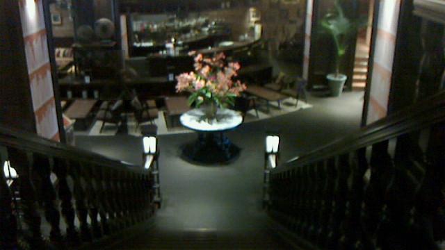 ホテルの様子